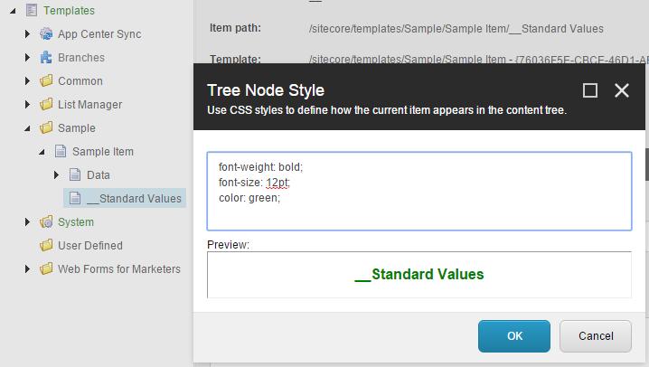 standard-values