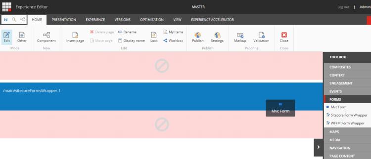 Sitecore 9 Forms and AJAX with SXA – CitizenSitecore